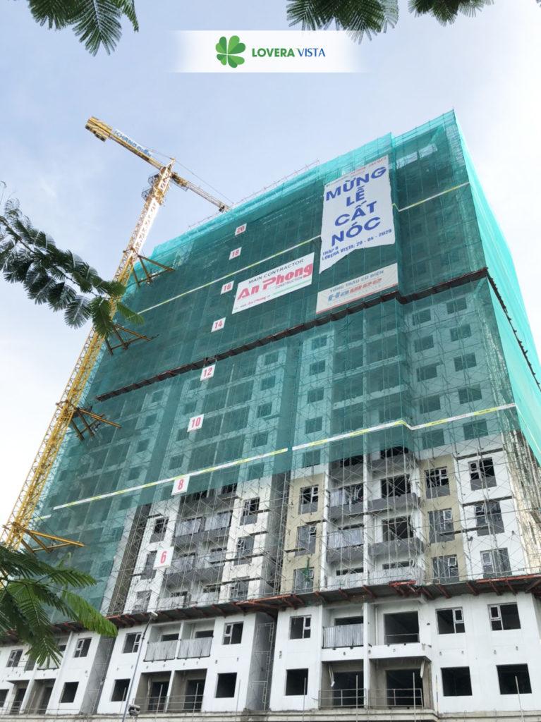 Tien do Lovera Vista Block B 6-2020