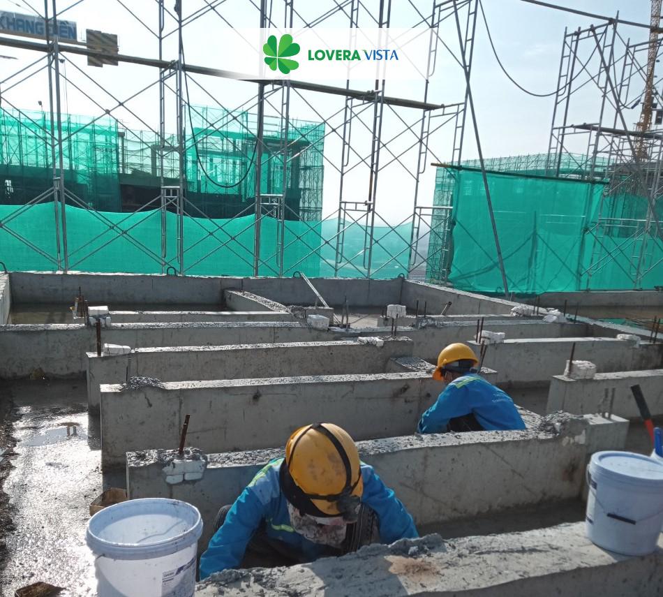 Tien do Lovera Vista Block E 6-2020