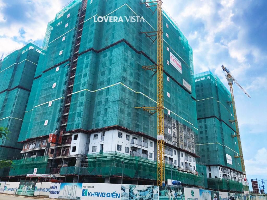 Tiến độ Lovera Vista 7-2020