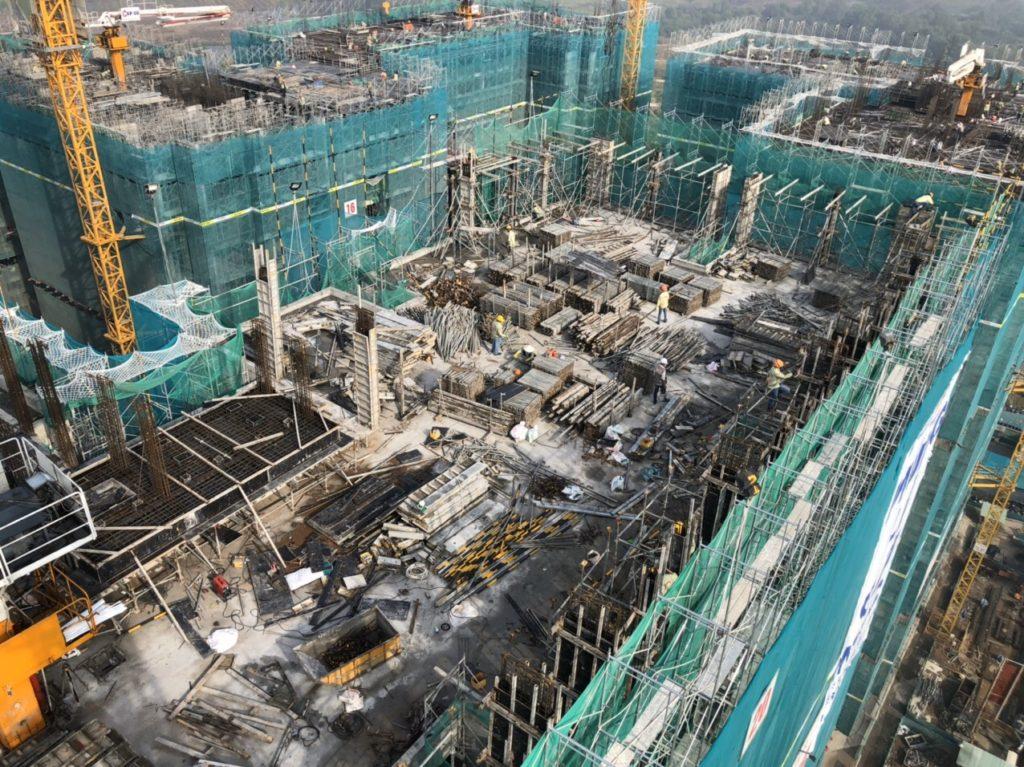 Tiến độ xây dựng Lovera Vista 4-2020