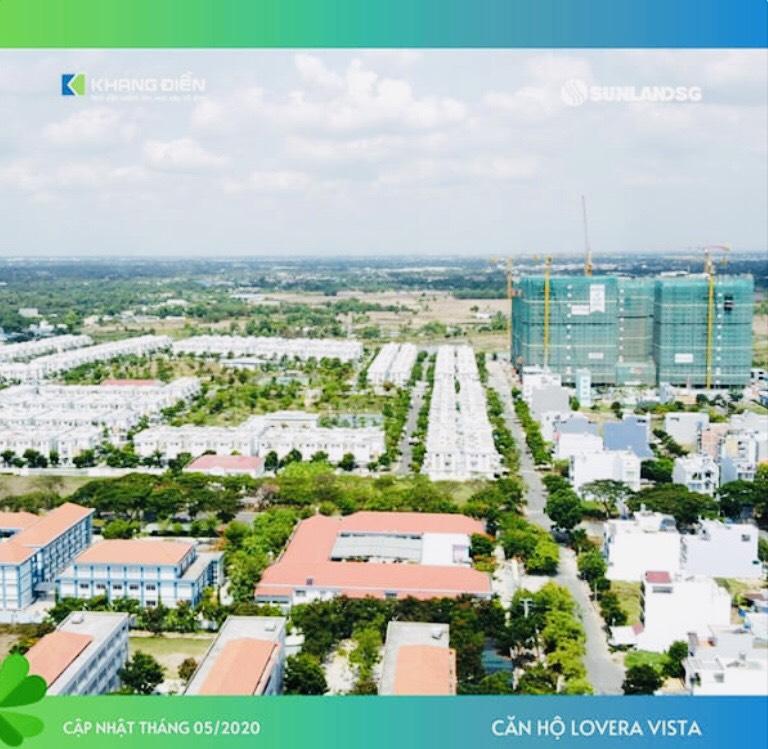 Lovera Vista tiến độ xây dựng 5-2020