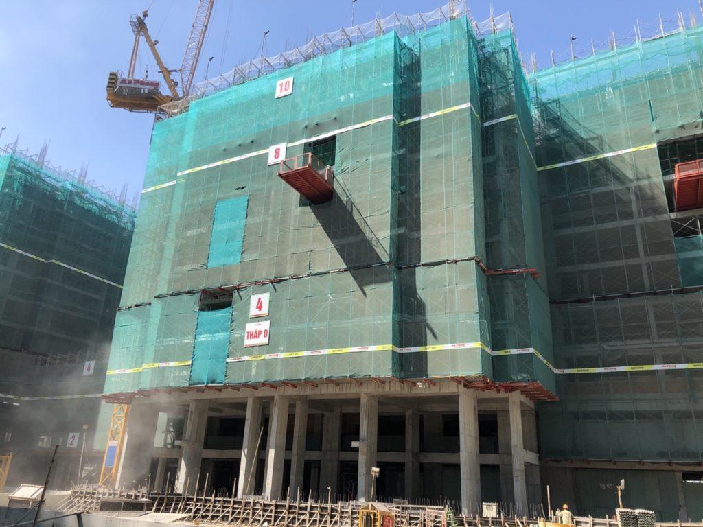 Tiến độ xây dựng 2-2020